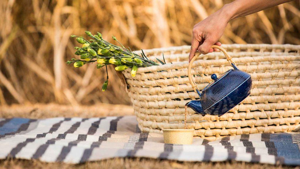 Genmaicha: arroz y té verde nipón