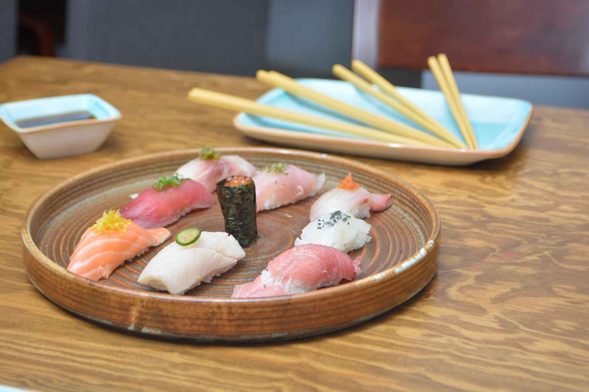 restaurante Nakama