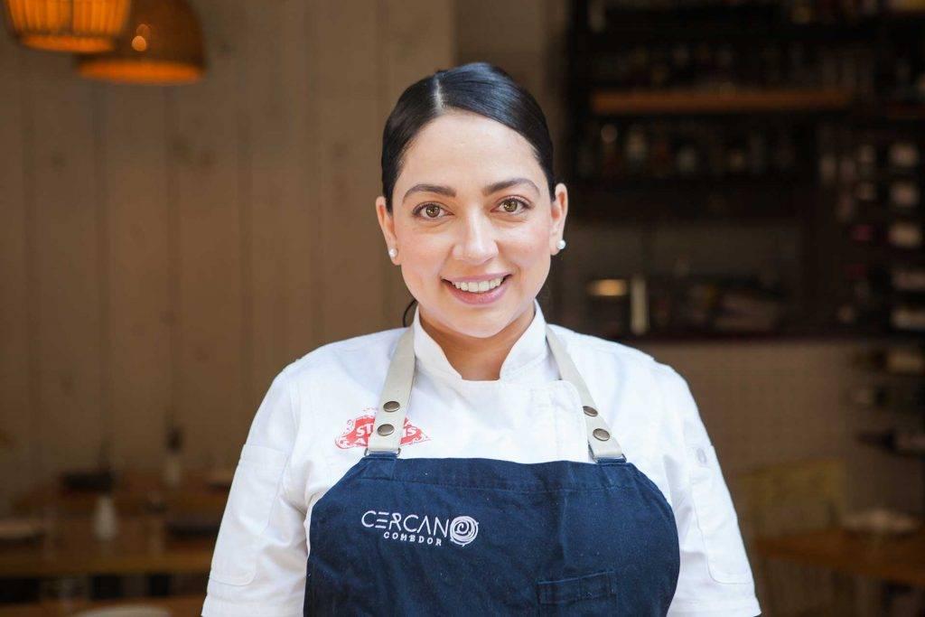 Chef Elsa Olmos