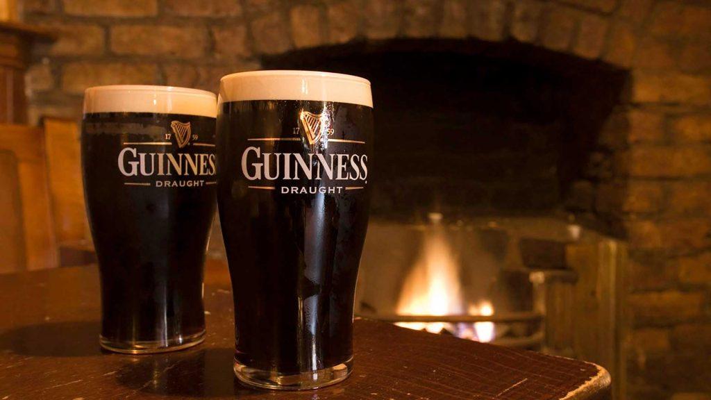 Cerveza Guinness festeja a San Patricio