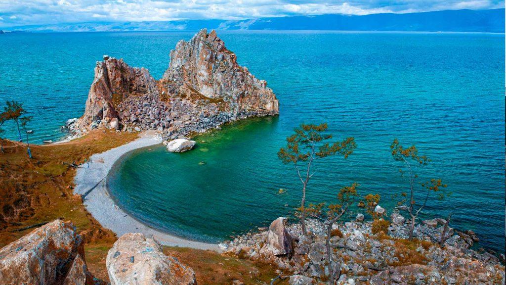 Los lagos más grandes del mundo
