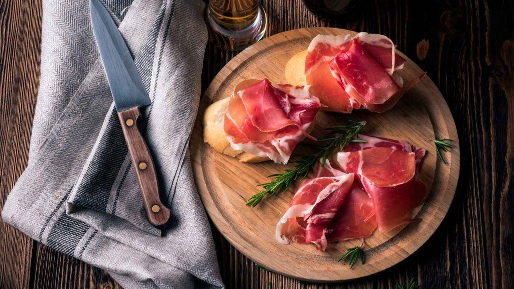 5 lugares para comer jamón ibérico en España