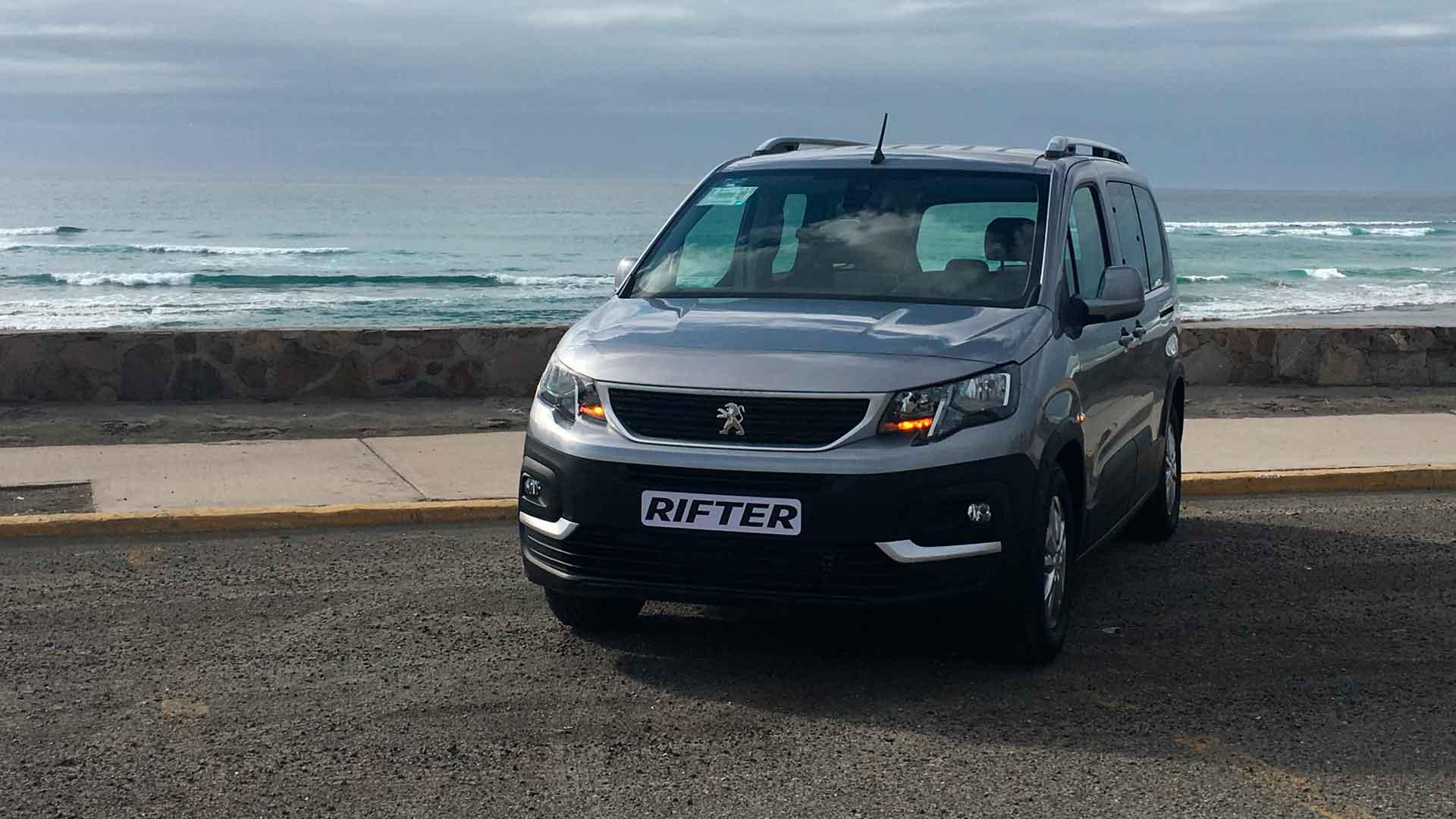 Peugeot está de estreno: llega el modelo Rifter