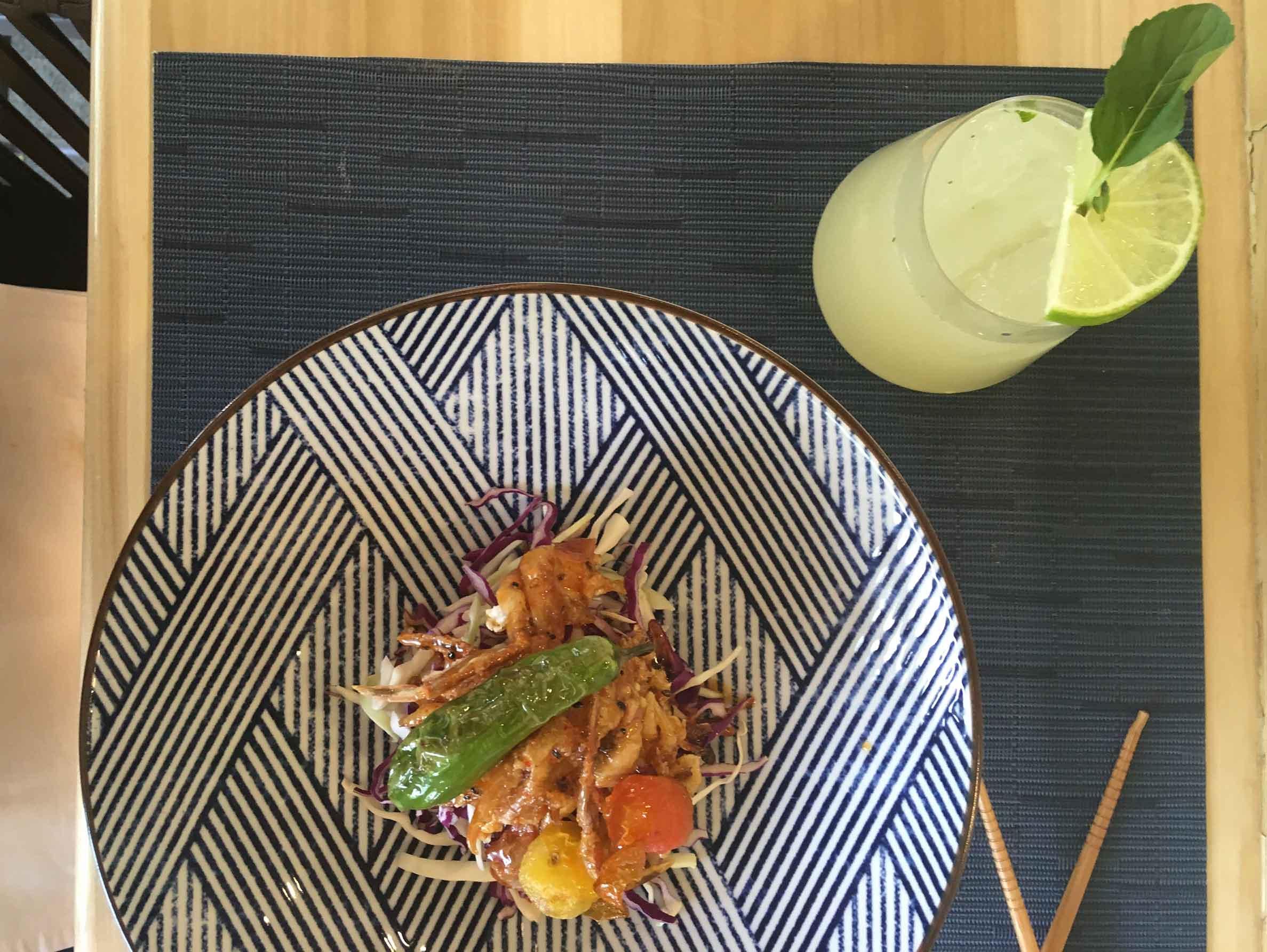 restaurante Ginza Barra