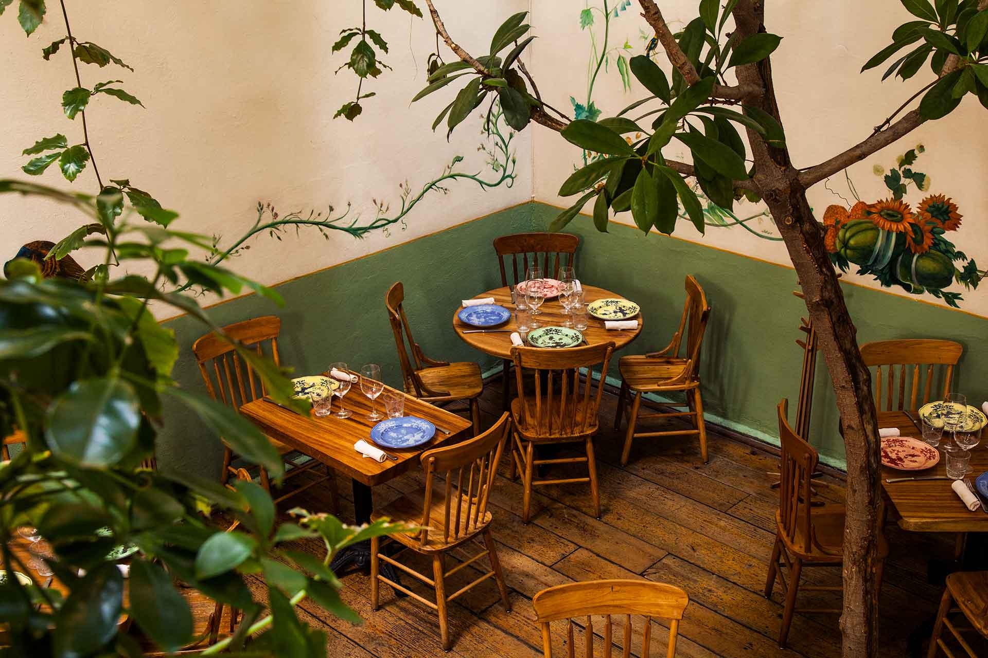 restaurante Rosetta