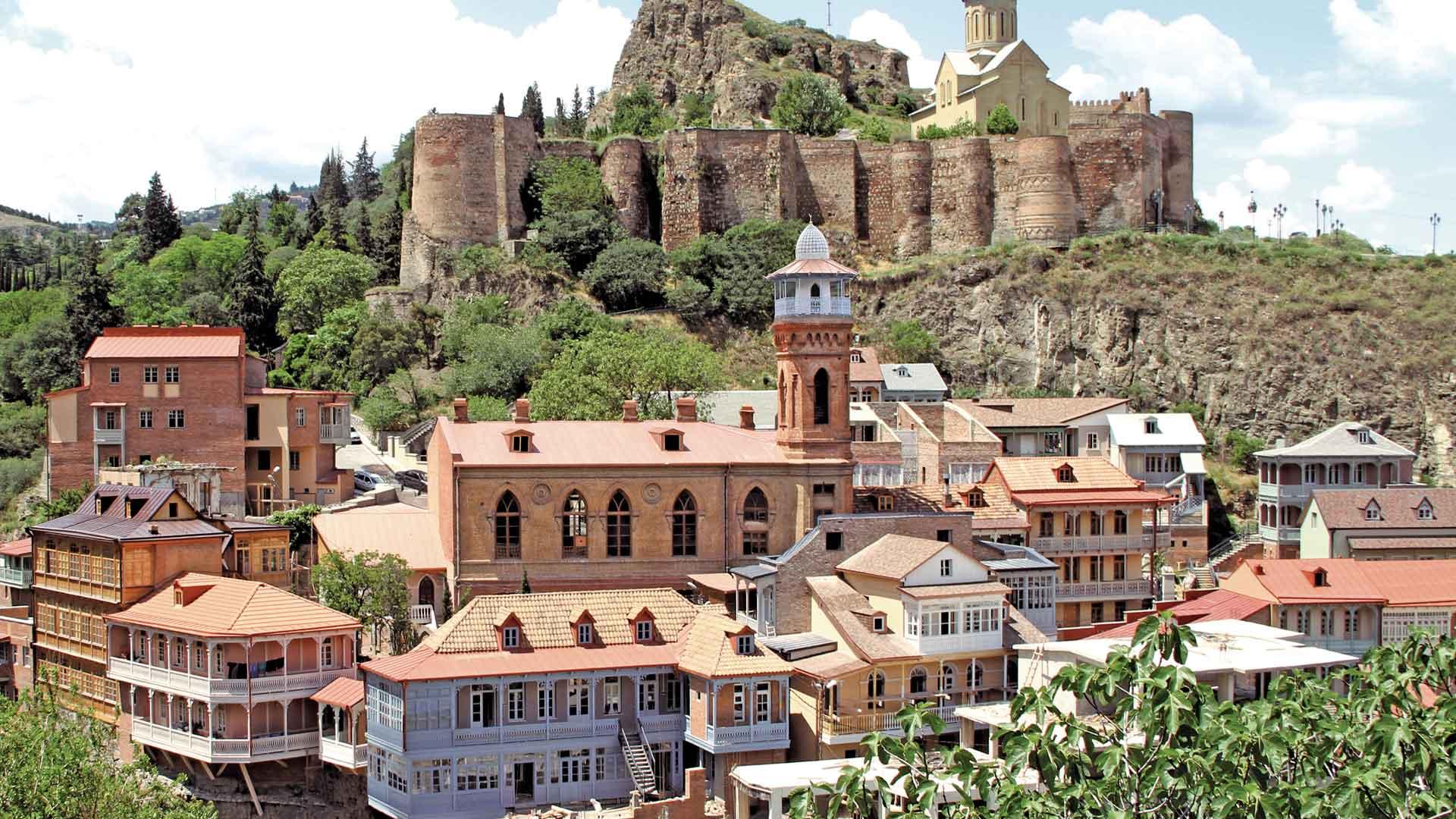 ¿Qué visitar en Tiflis, Georgia?