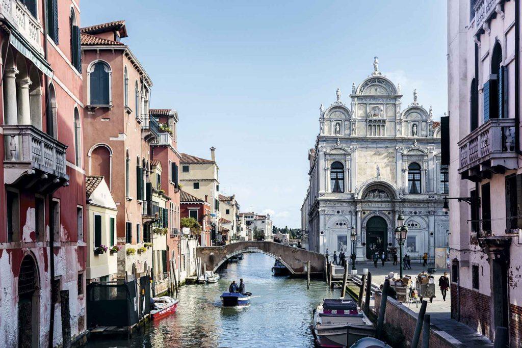 Recetas con sabor a Venecia