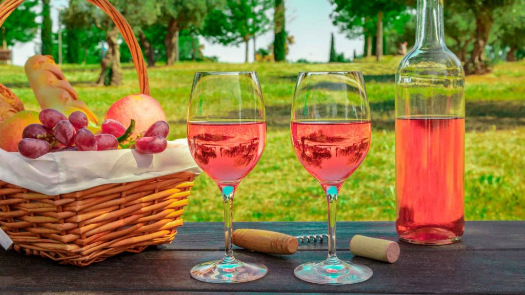 5 vinos rosados para refrescarte