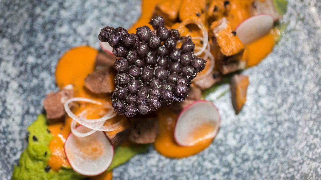 Restaurante Amaranta visita Ciudad de México