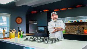 Aquiles Chávez estrena cocina en Sotero