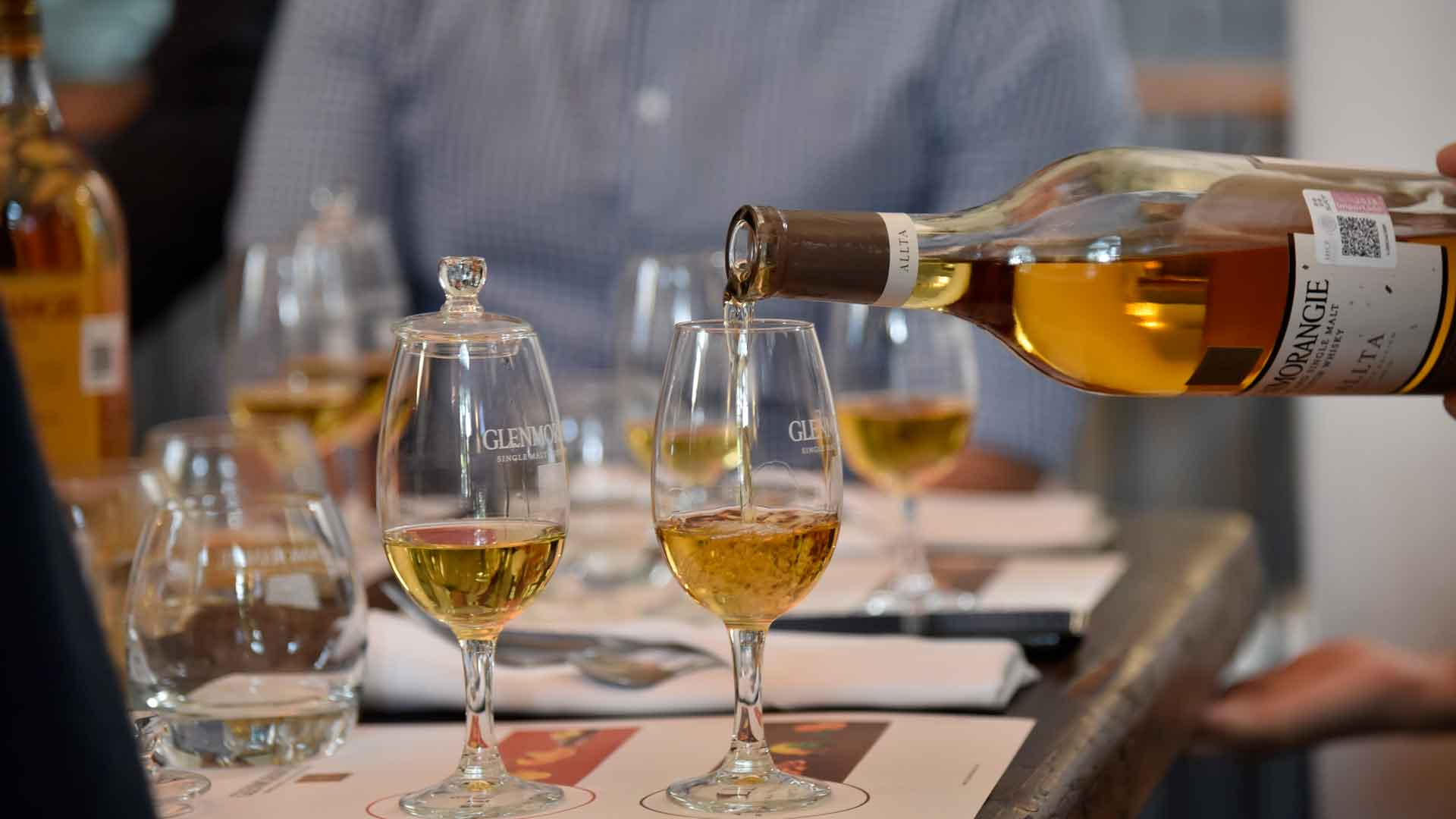 Glenmorangie Allta: el whisky con 51 grados de alcohol