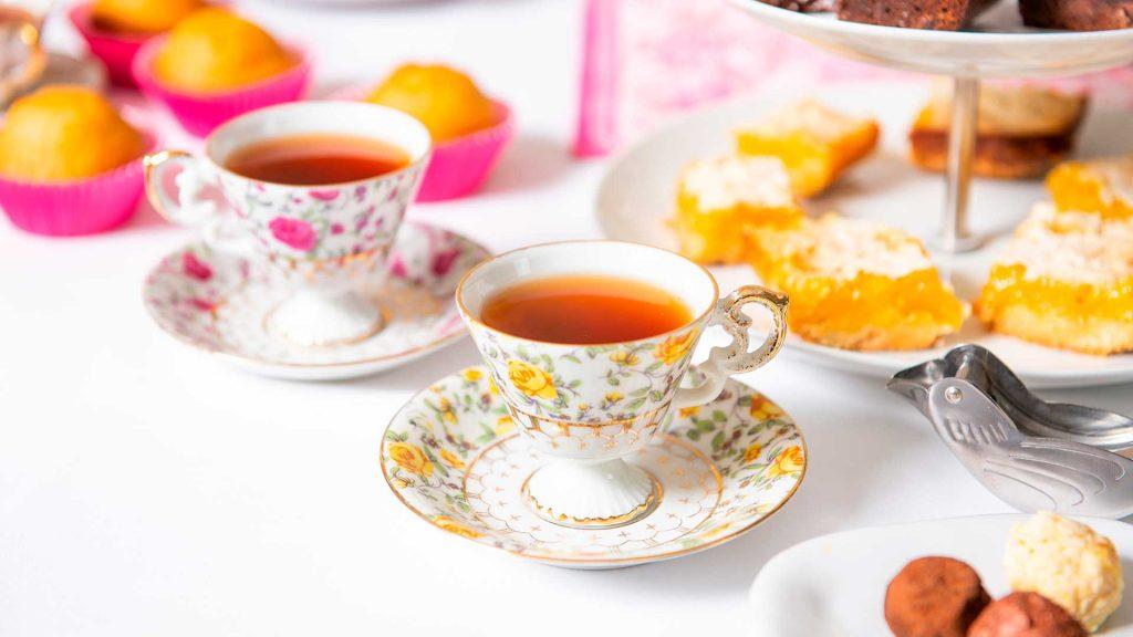La hora del té: el gran ícono del Reino Unido