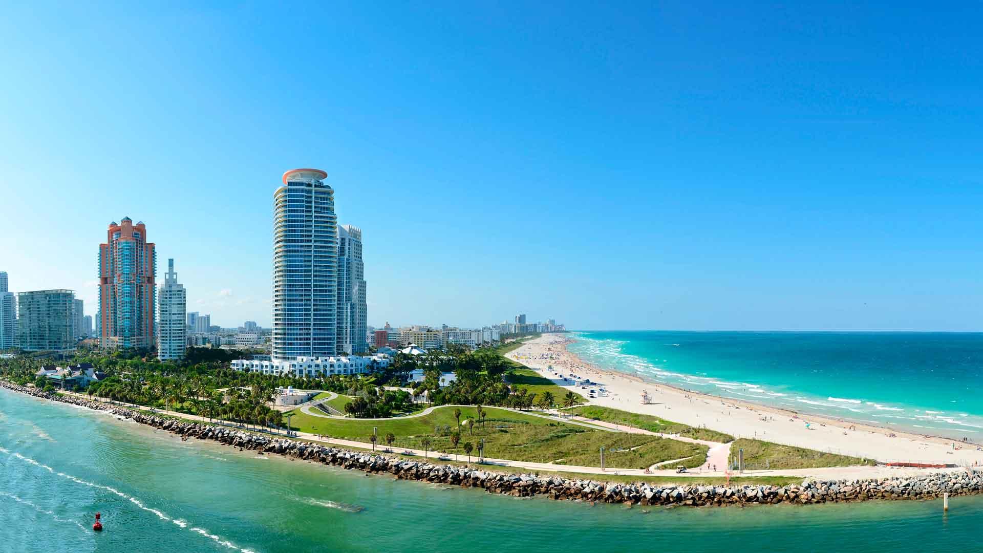 5 paradas para hacer en Miami