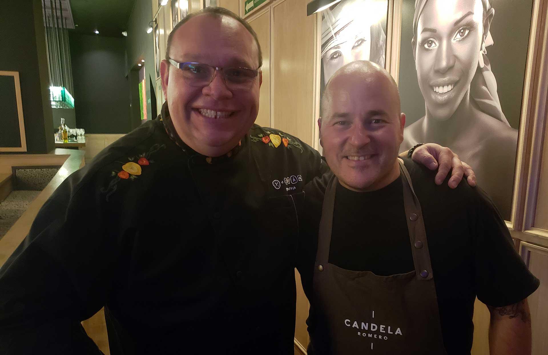 restaurante Candela y Romero