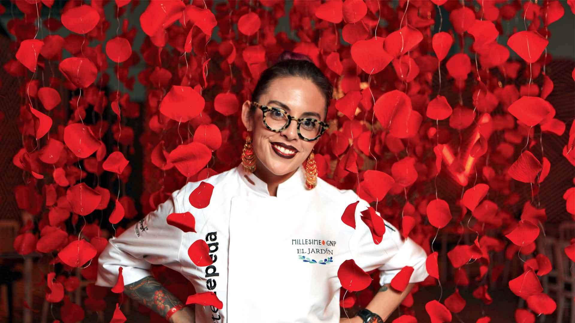Chef Claudette Zepeda Wilkins: cruzando fronteras