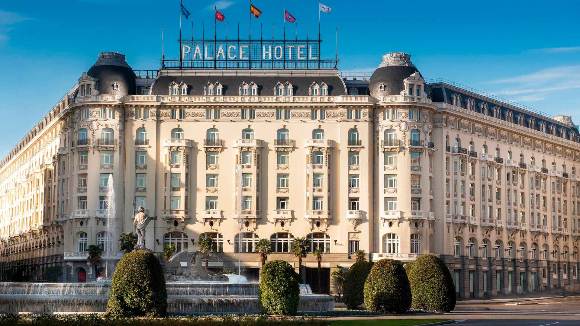 5 razones para hospedarte en The Westin Palace Madrid