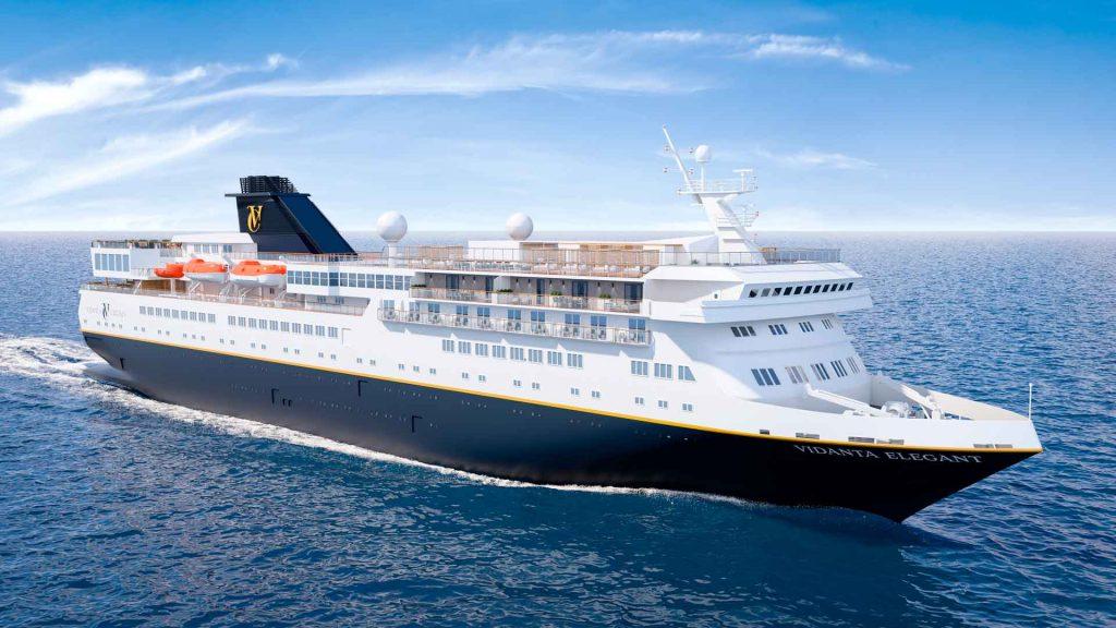 Descubre Vidanta Cruises: primera marca mexicana de cruceros de lujo