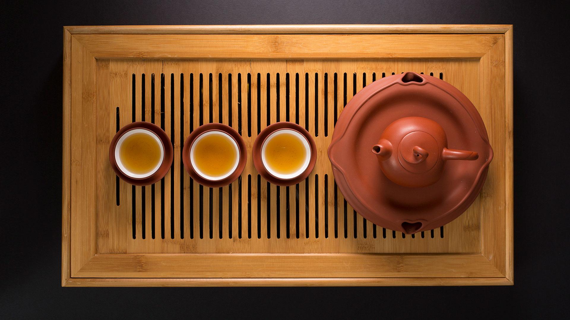 Yixing: arte para infundir el té
