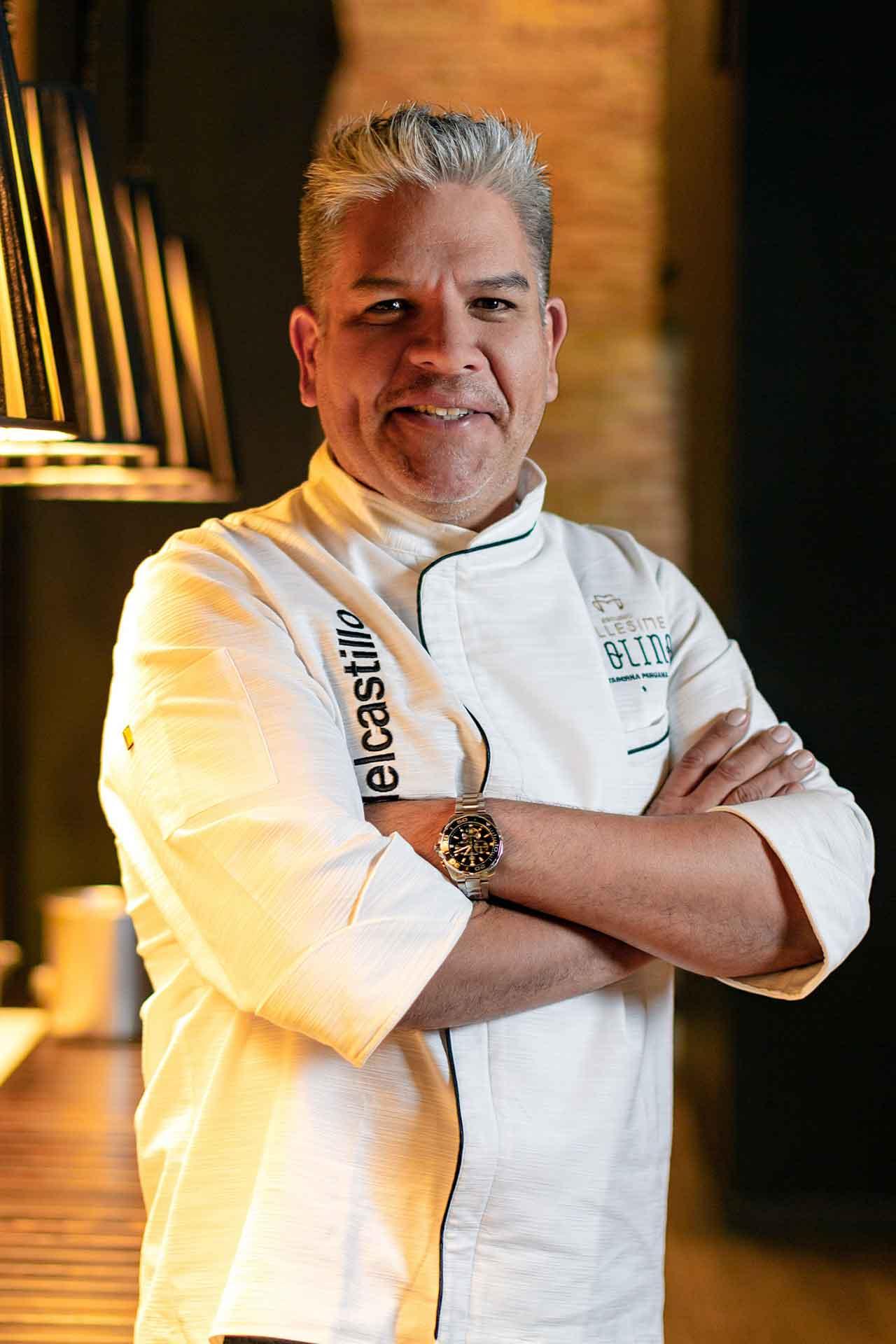 chef José del Castillo