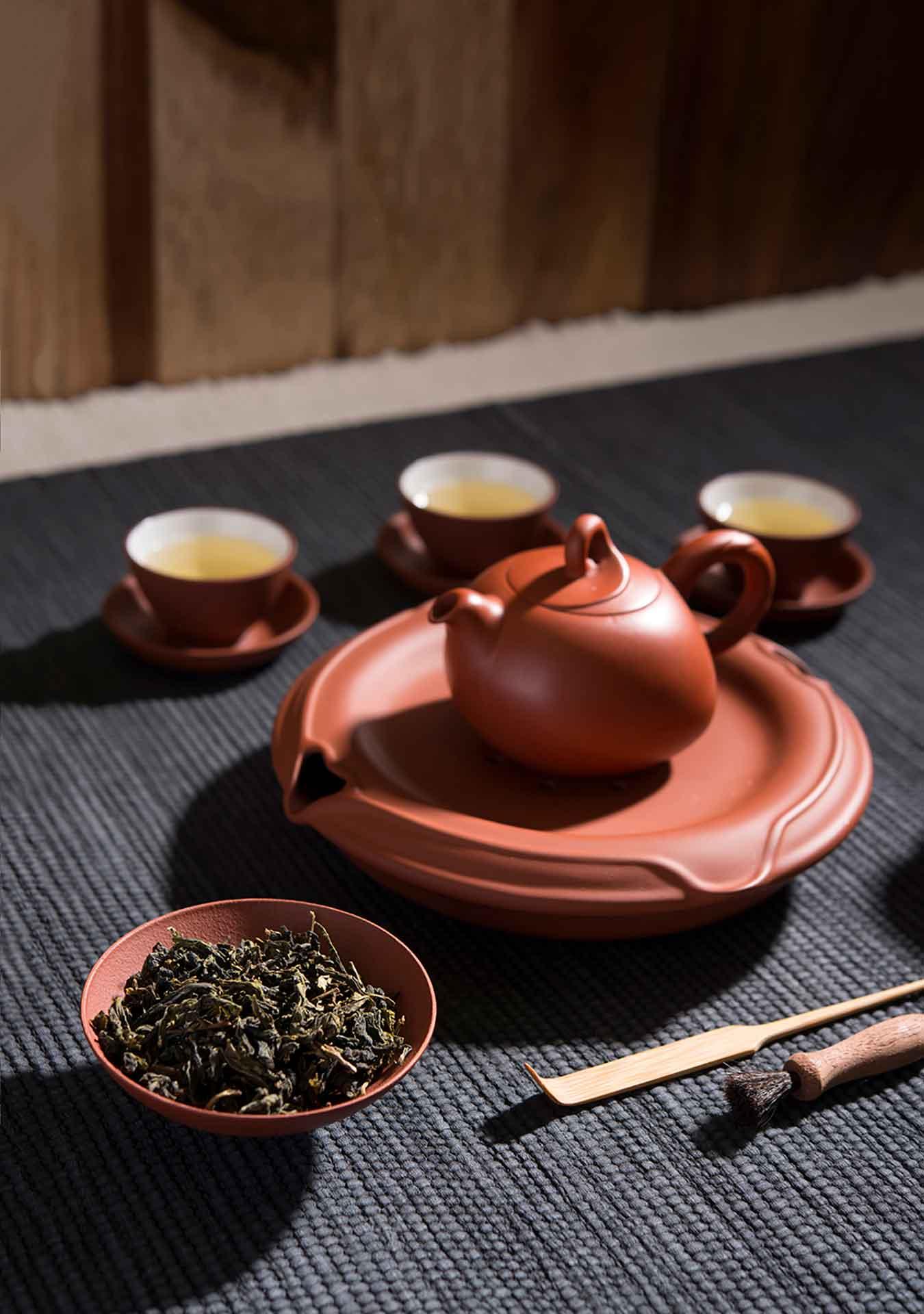 ceremonia china de té