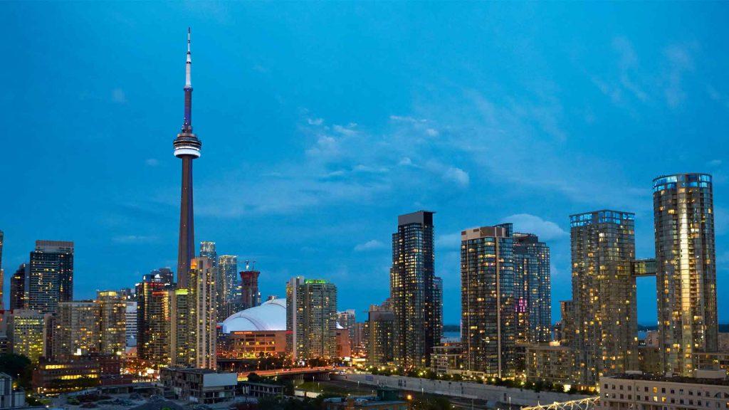 ¿Dónde quedarse en Toronto?