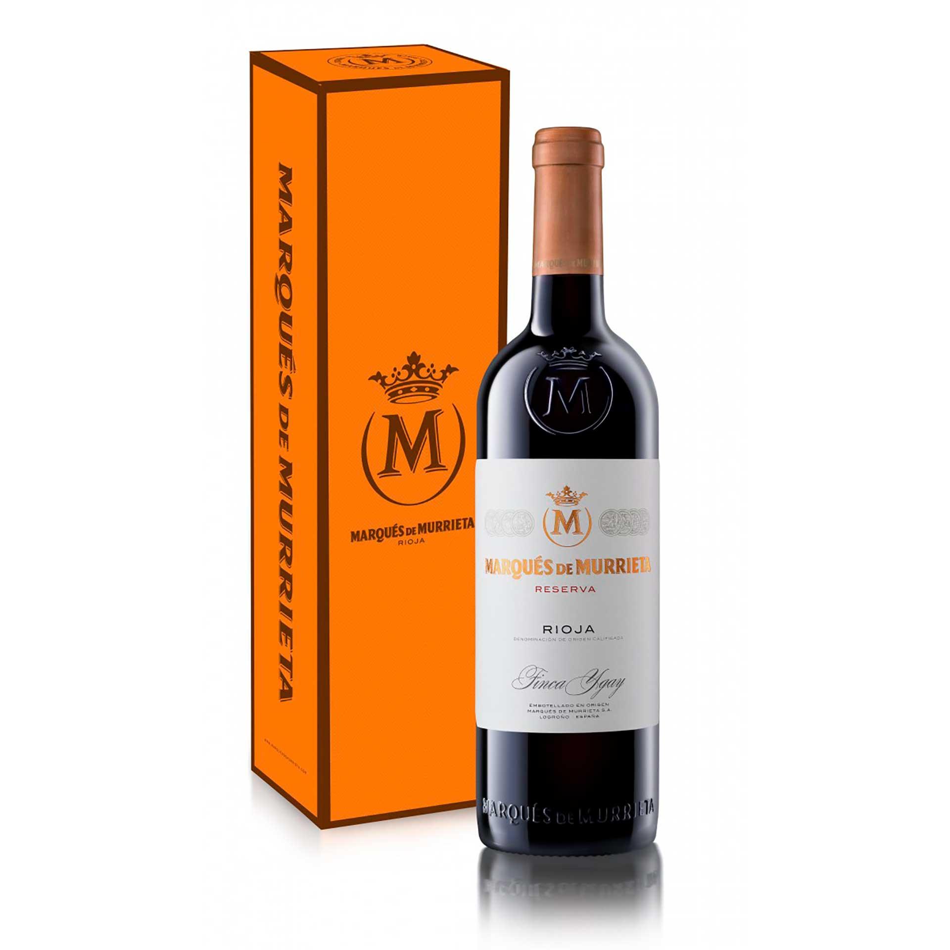 vinos Marqués de Murrieta