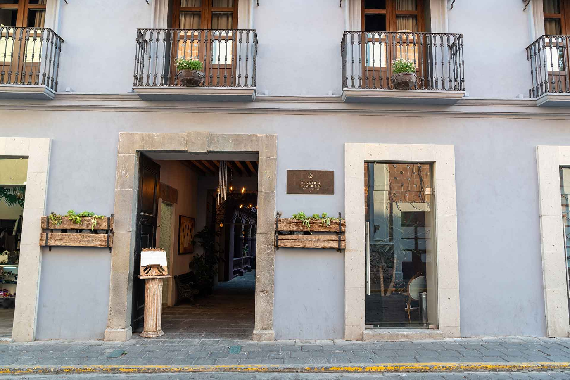 Hotel Boutique Alquería de Carrión