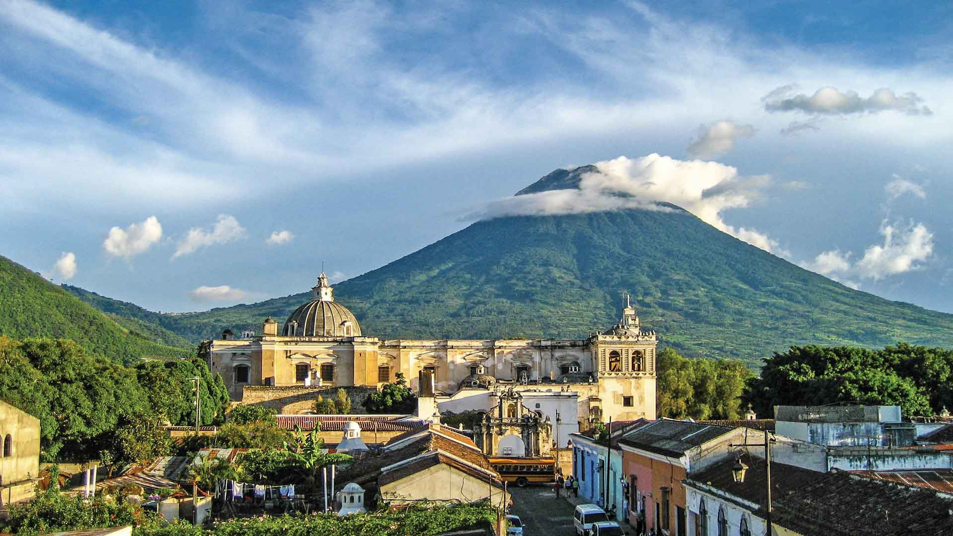 10 sitios imperdibles de Antigua Guatemala
