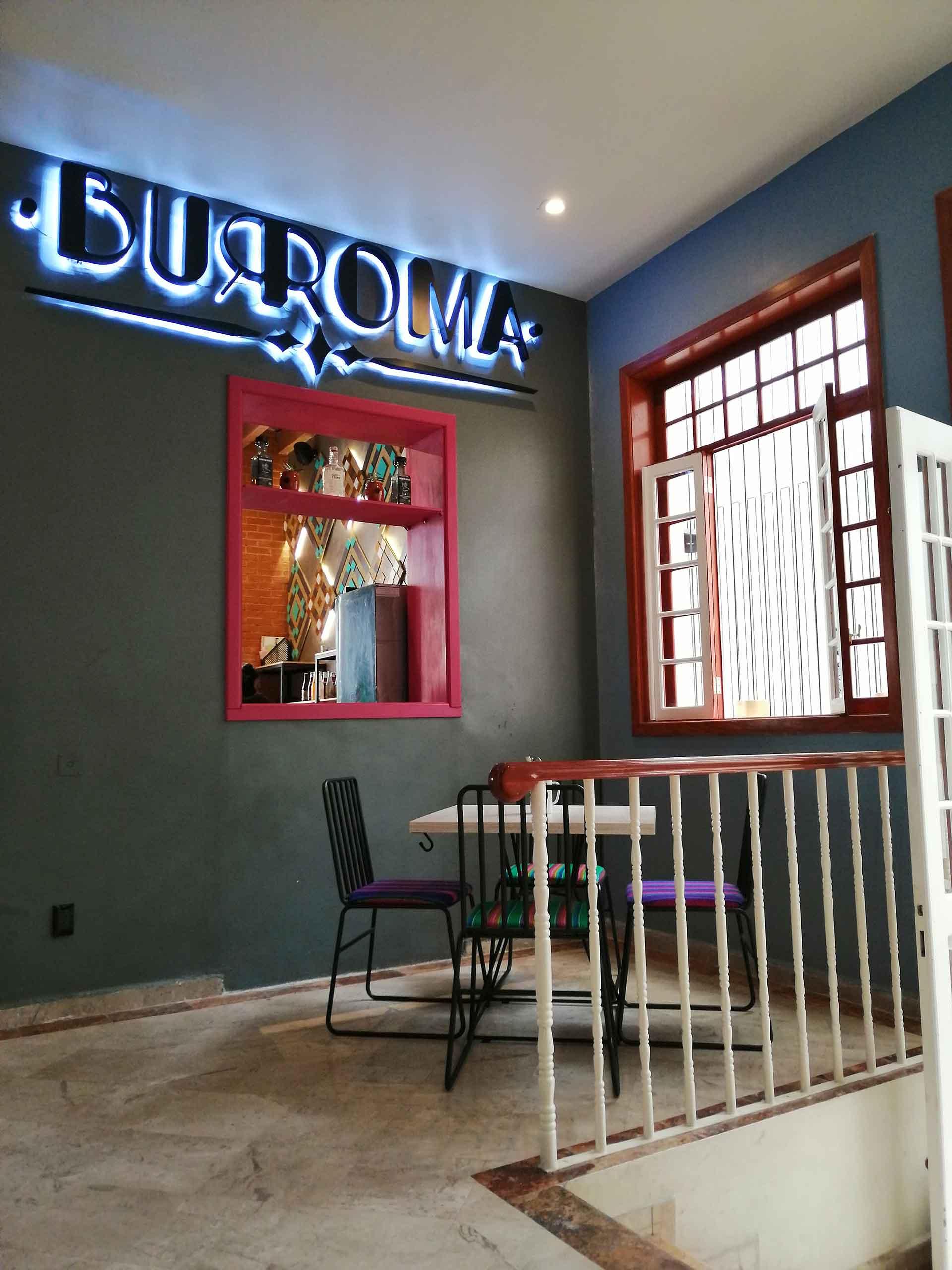 Burroma