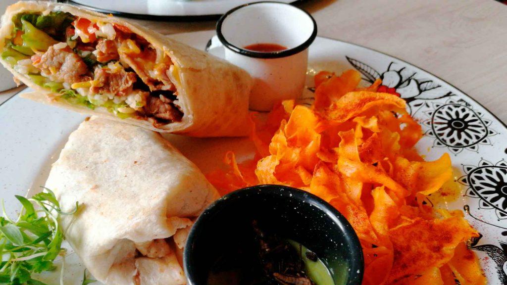Burroma: el lugar en la Roma para crear tus propios burritos