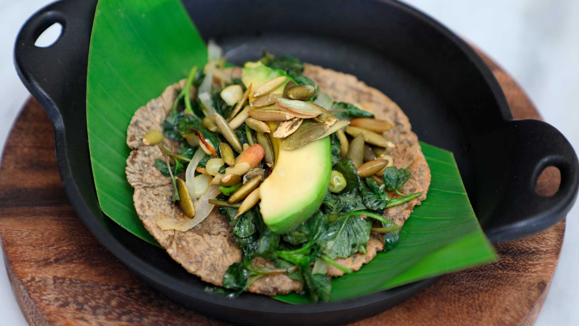 La cocina mexiquense del chef Pablo Salas llega a La Cantina Palacio
