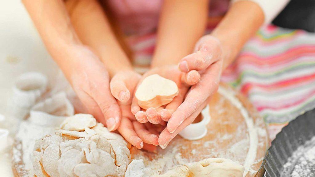 Mamás y cocineras