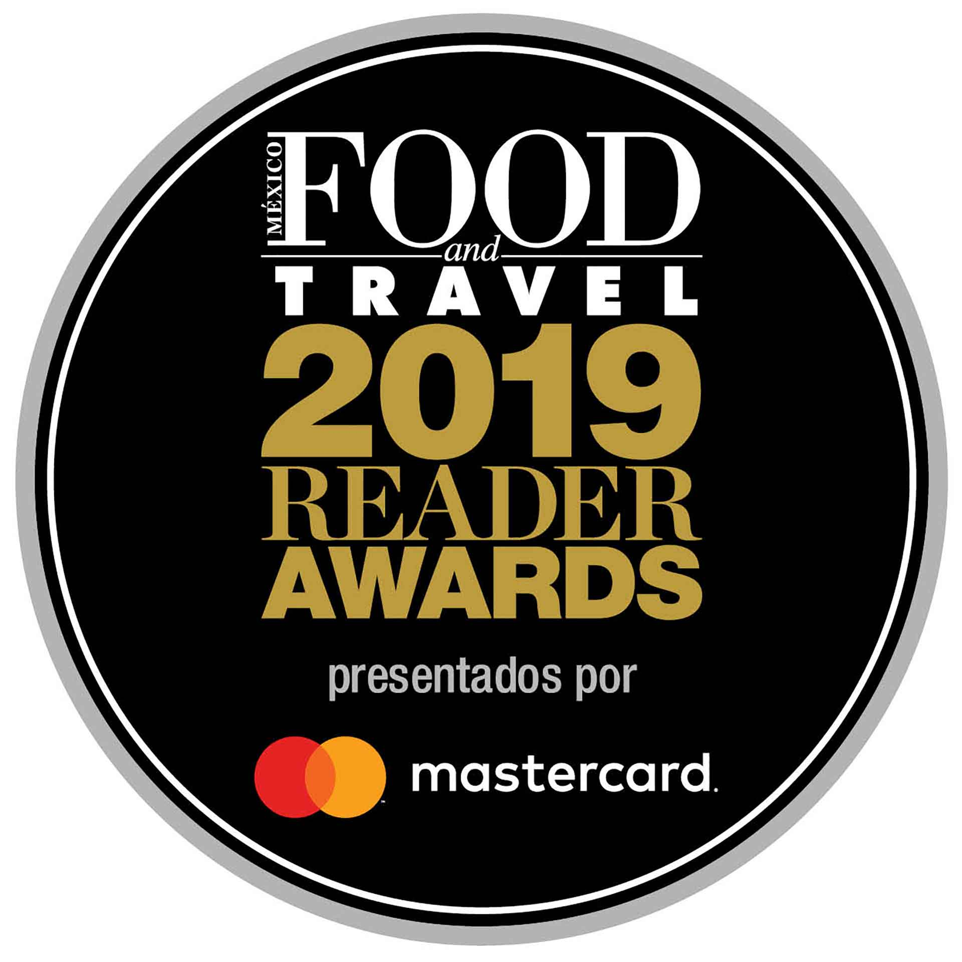 Food and Travel Reader Awards 2019