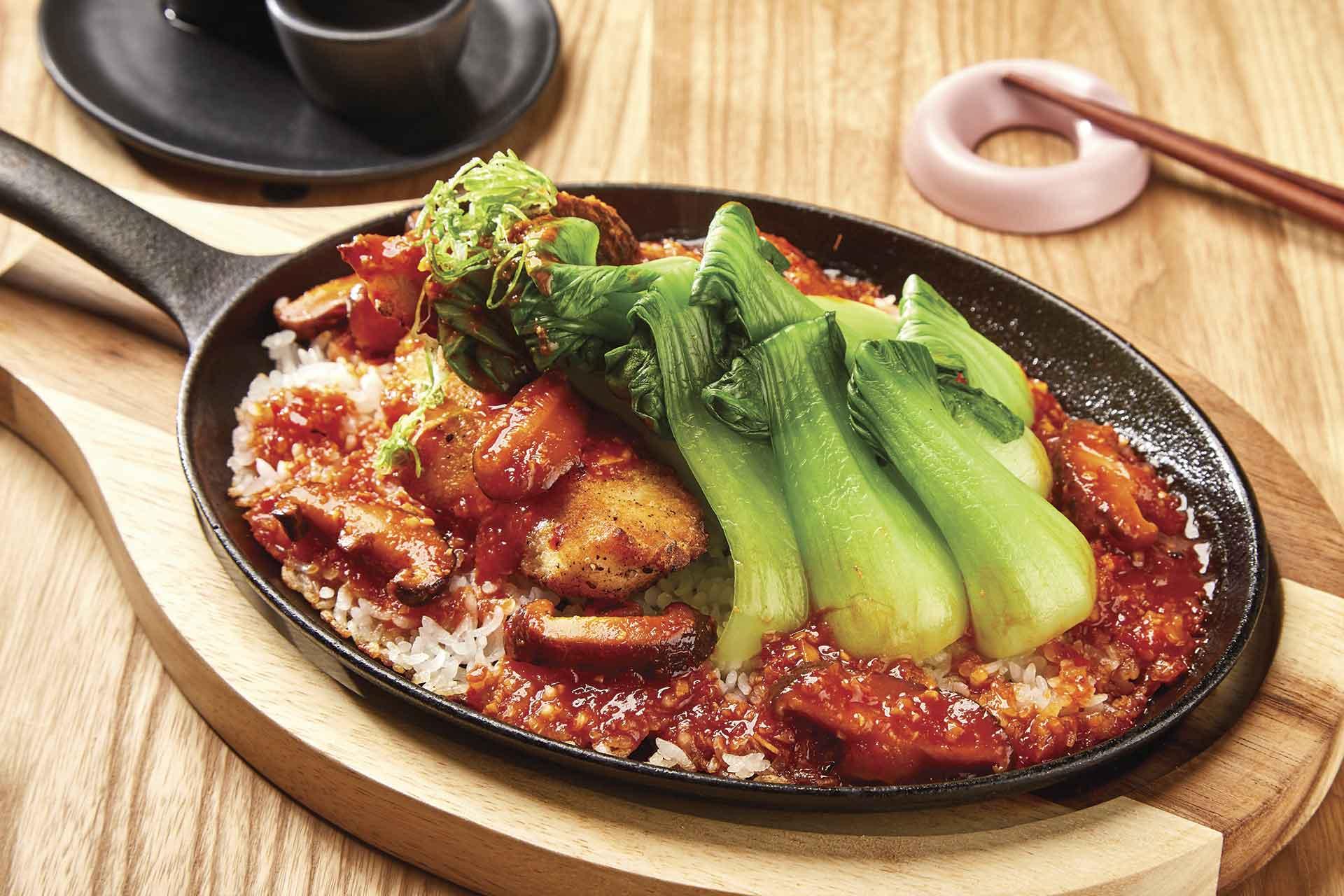 Restaurante Oku