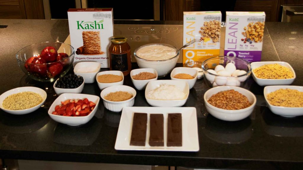 3 consejos de Kashi para consumir más cereales