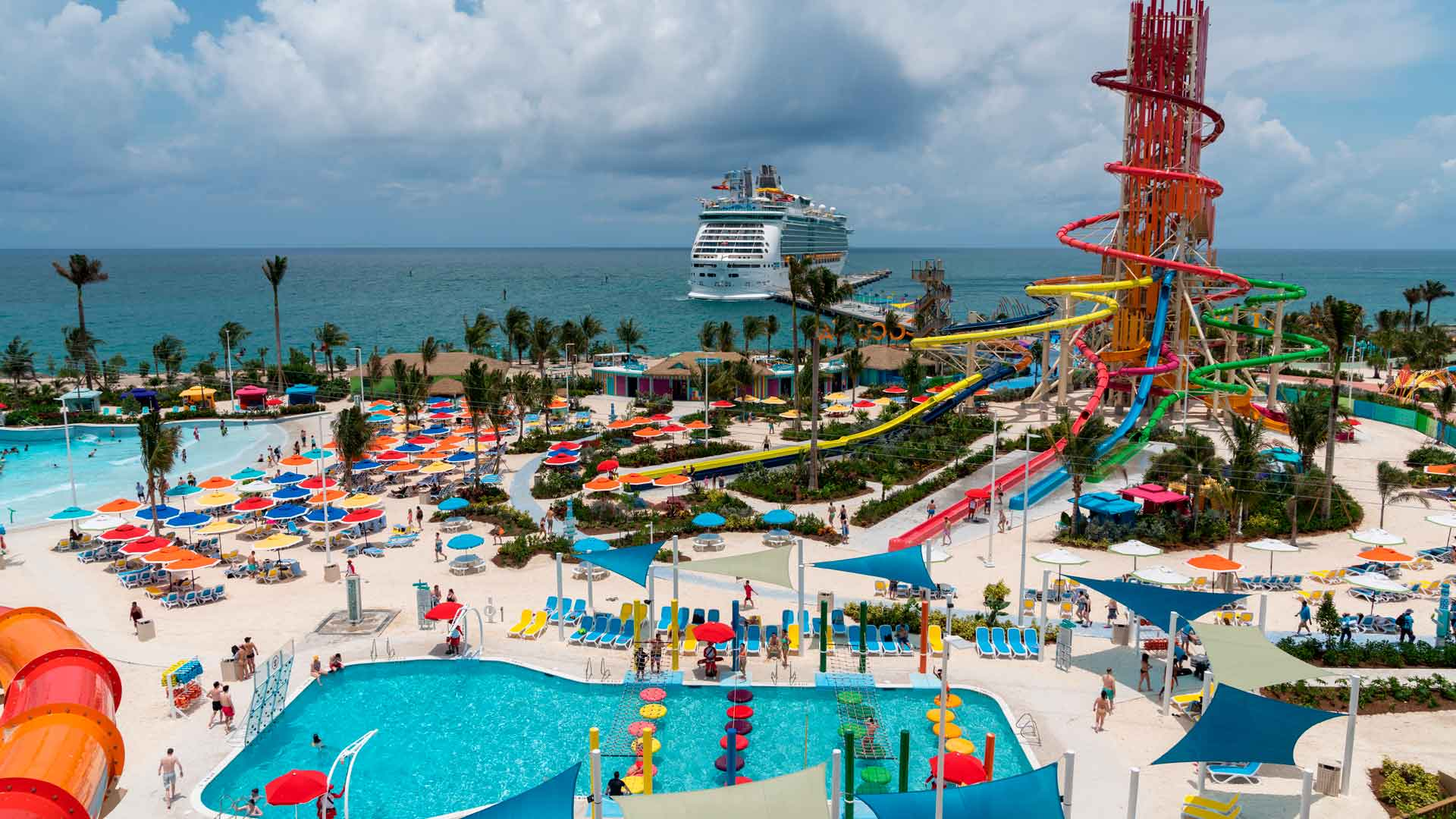 ¡Todos a bordo de Navigator of the Seas!