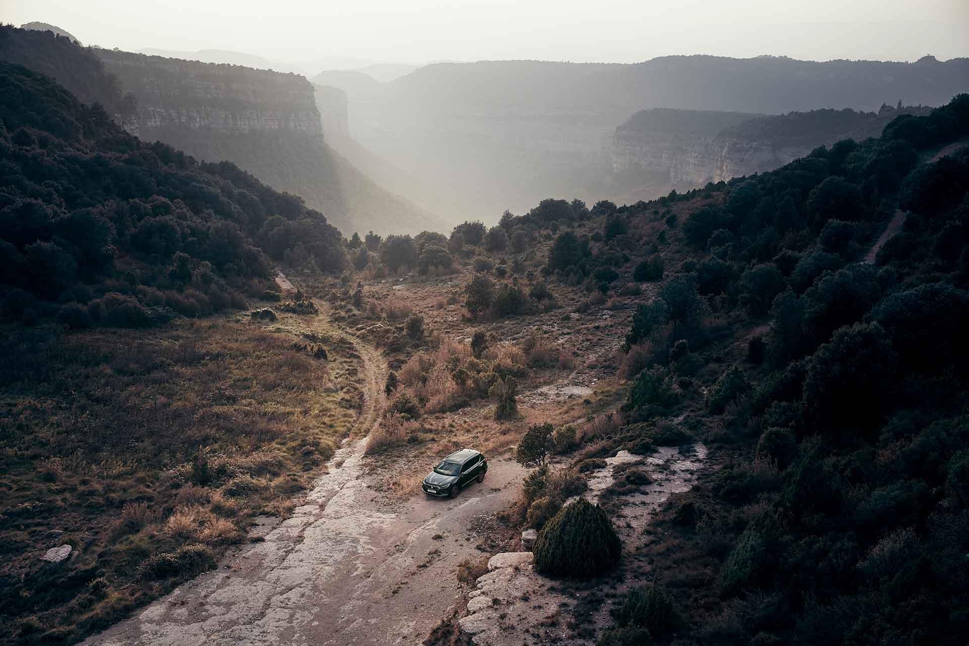 SUV Seat Tarraco
