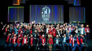 The World's 50 Best Restaurants 2019 tiene nuevo ganador