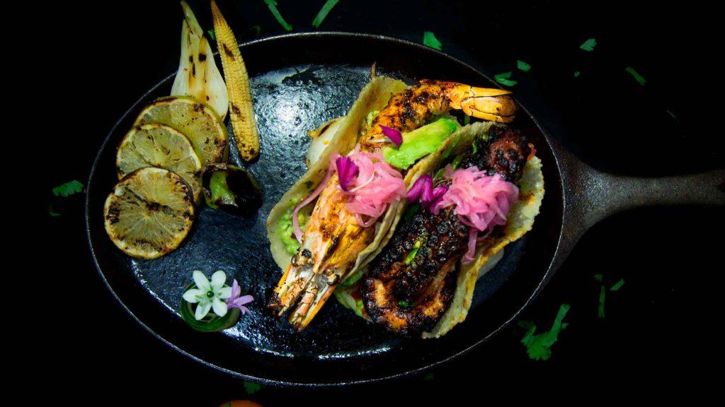 Prueba las creaciones de 24 chefs en A bite of Mexico