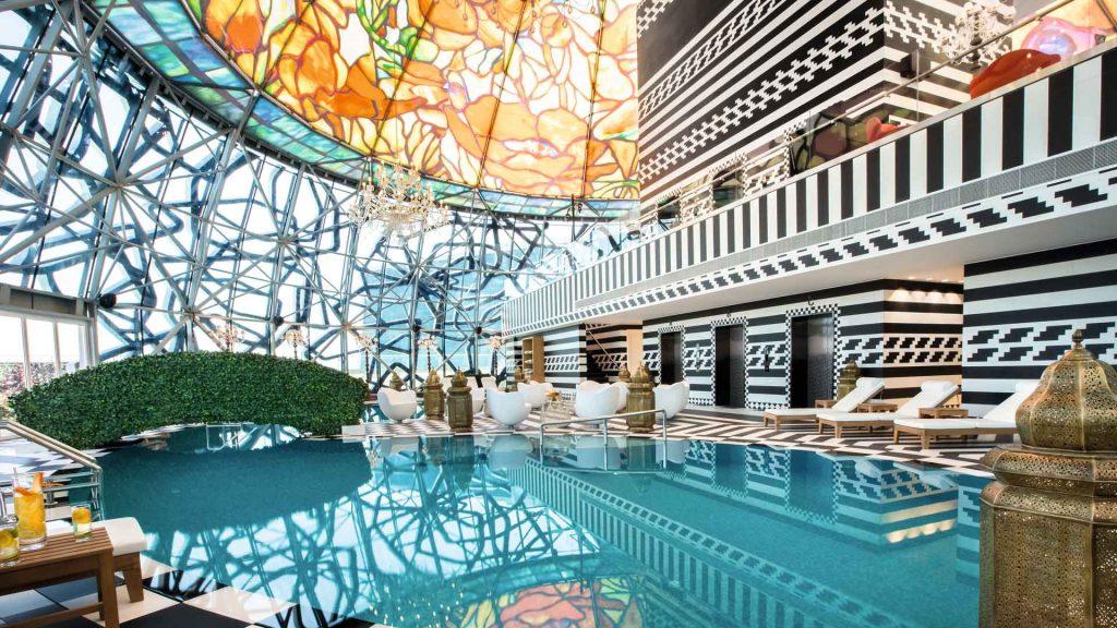 8 hoteles con diseño surrealista en el mundo
