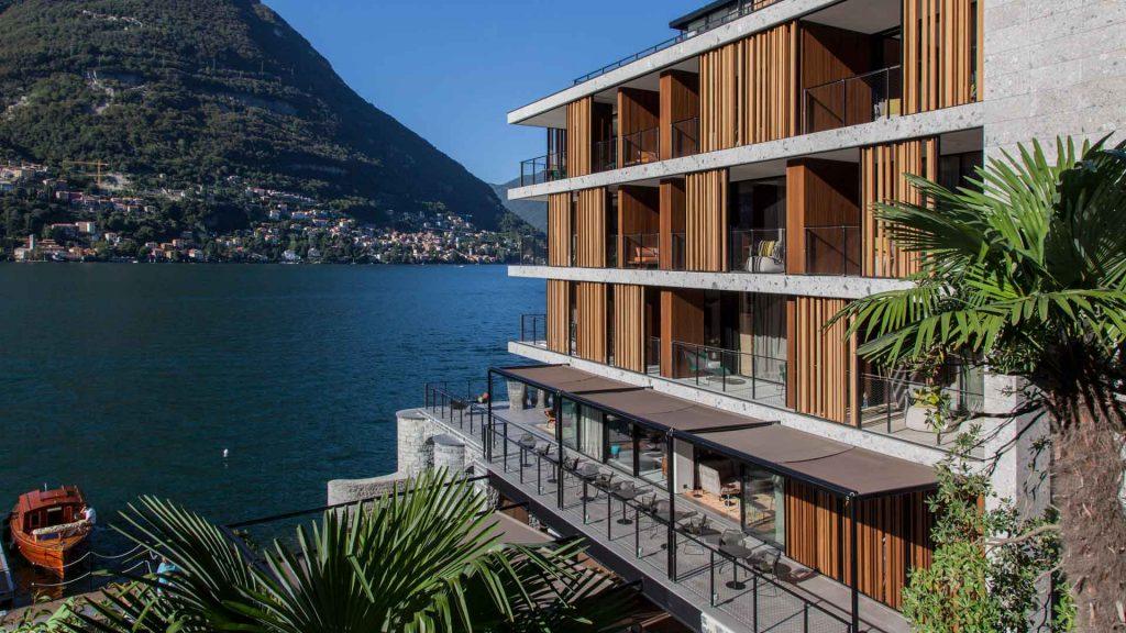 Il Sereno, el hotel más lujoso de Europa en Italia