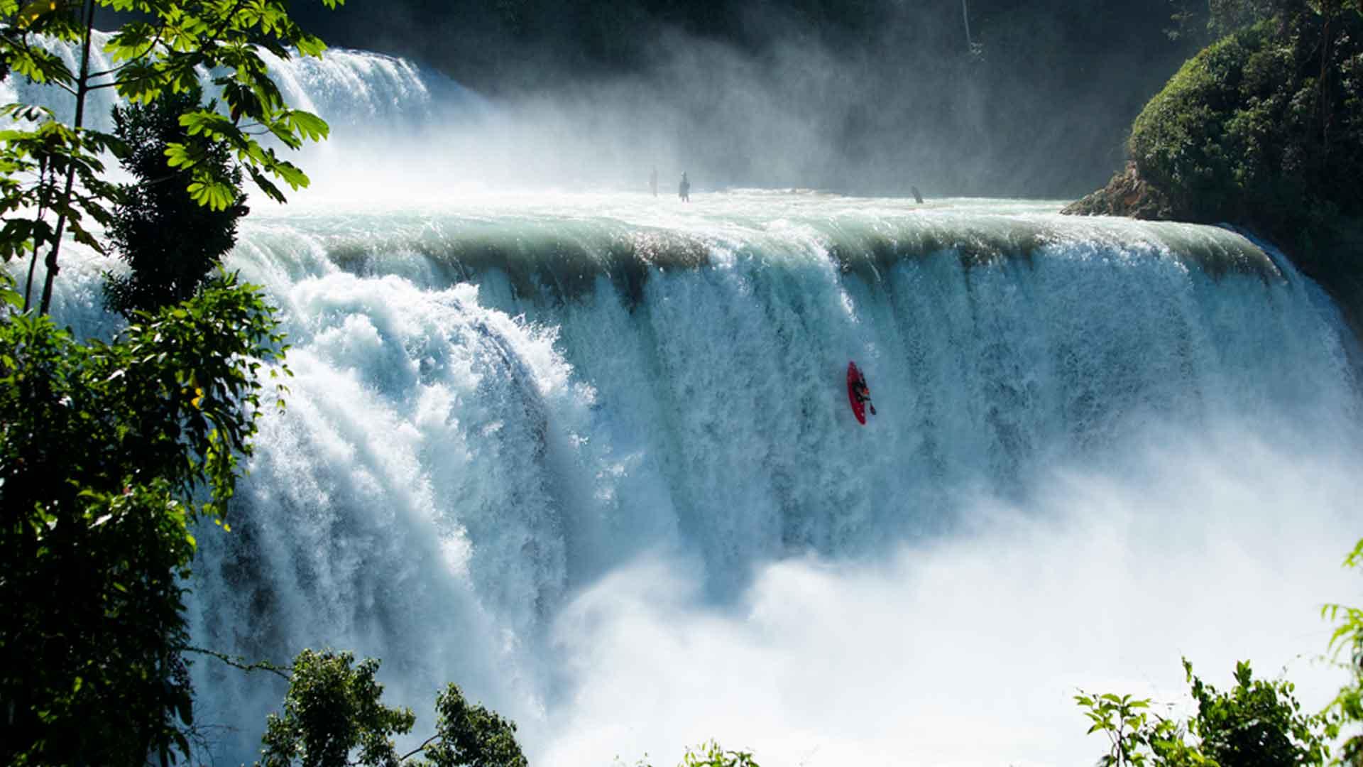 4 lugares para practicar kayak en México