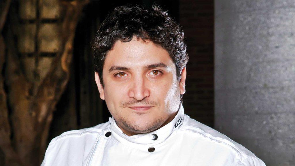 Mauro Colagreco, en el olimpo gastronómico