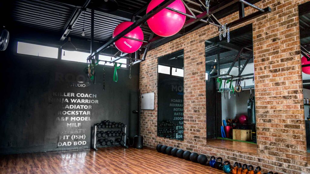 Room, la nueva tendencia fitness