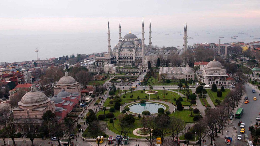 Postales imperdibles de Turquía