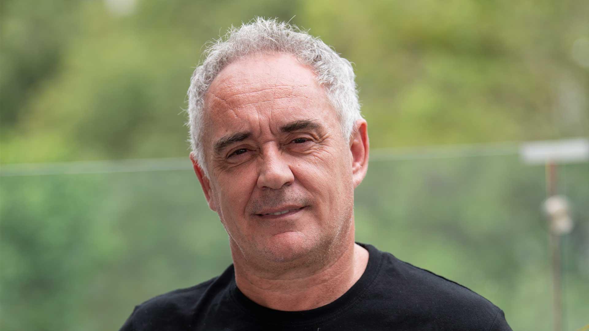 Ferran Adriá abrirá museo y lanzará libros de elBulli
