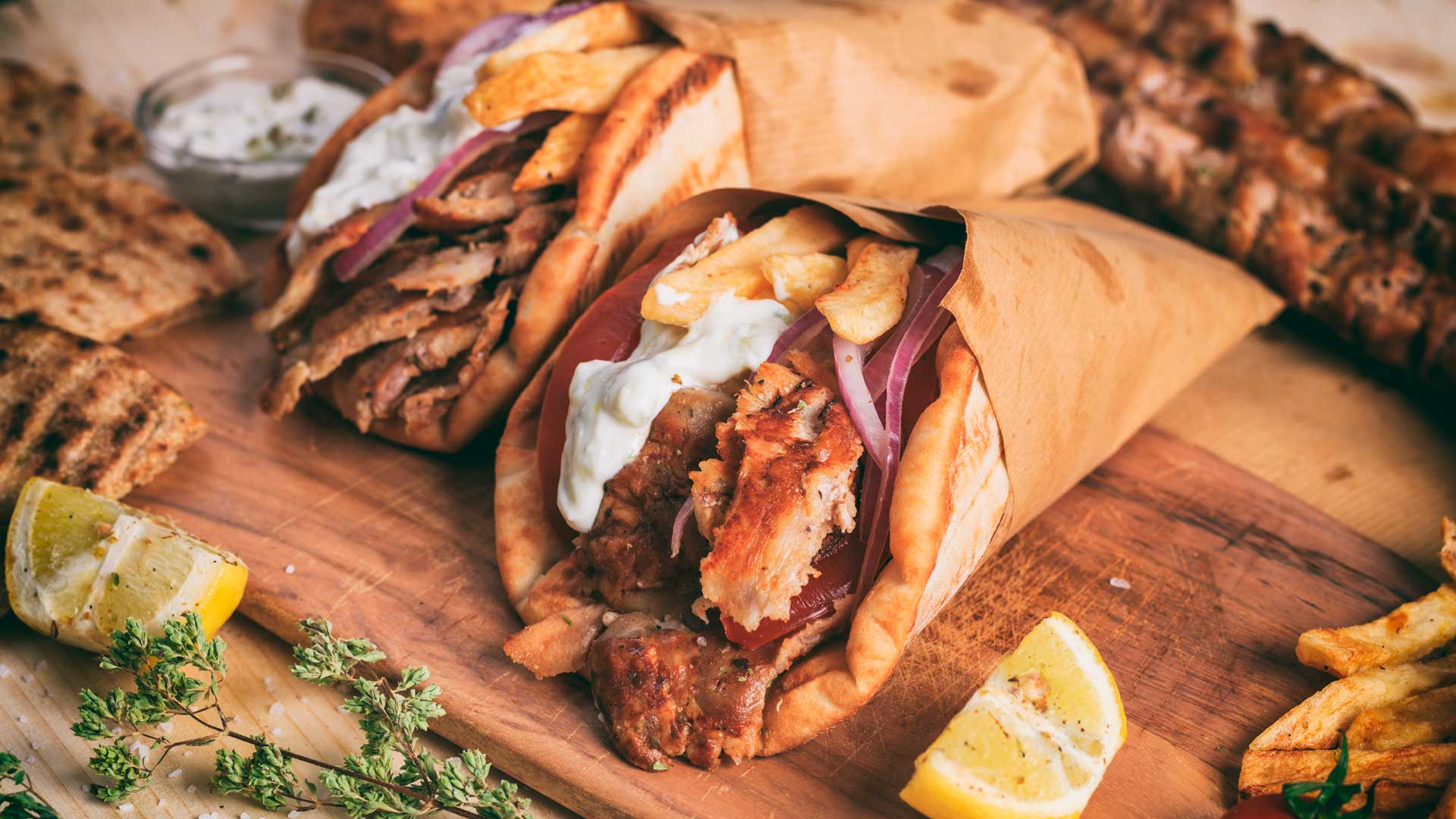 5 platillos deliciosos de la cocina griega