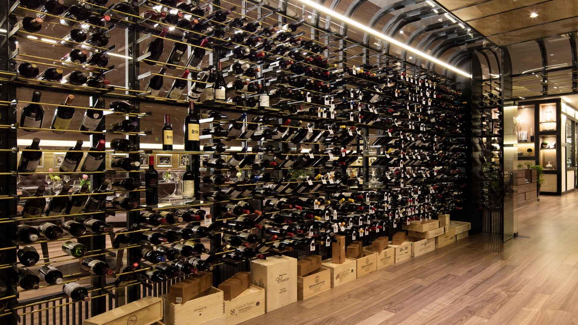 Alfredo di Roma recibe el Grand Award por su carta de vinos