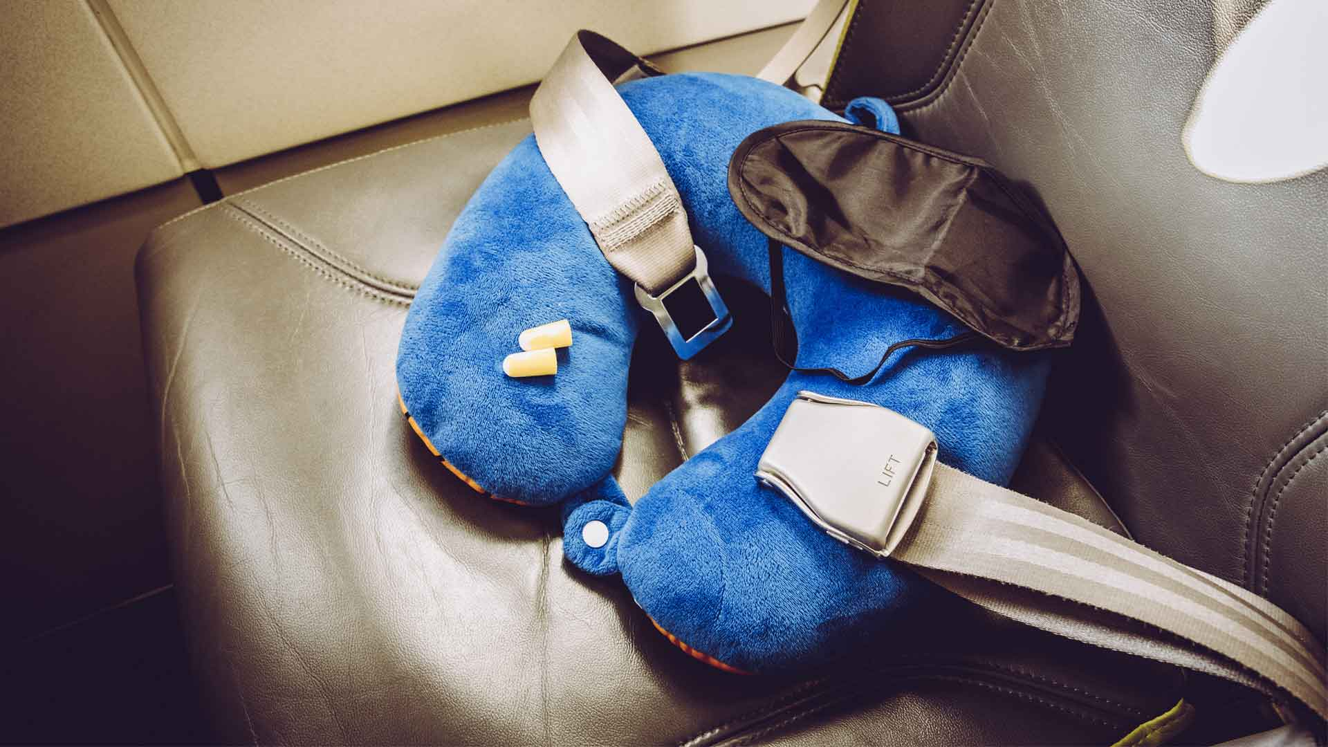 5 almohadas para descansar al momento de viajar