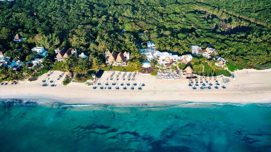 3 razones para alojarte en Belmond Maroma Resort & Spa
